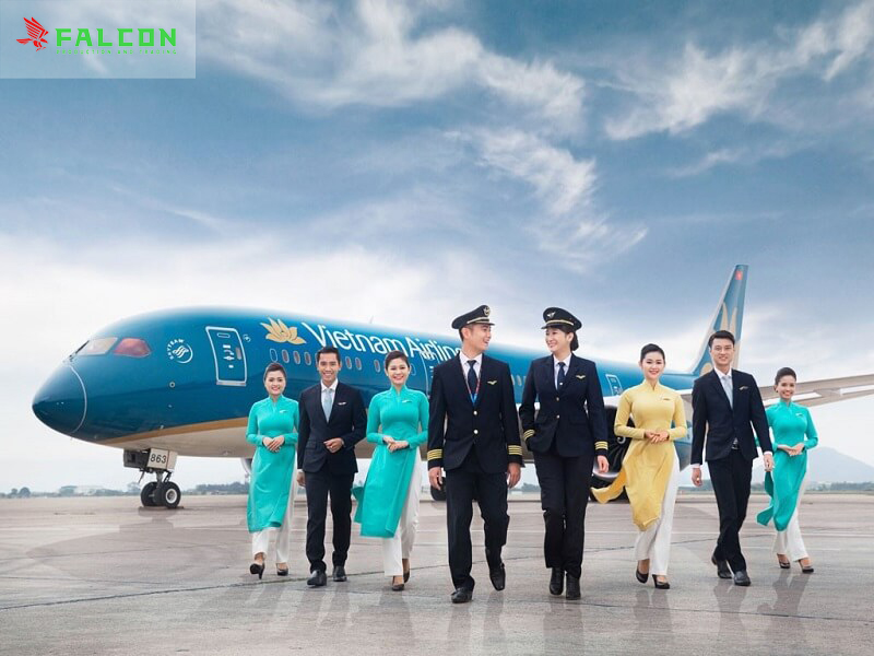 Đơn vị cung cấp đồ dùng hàng không vietnam airline