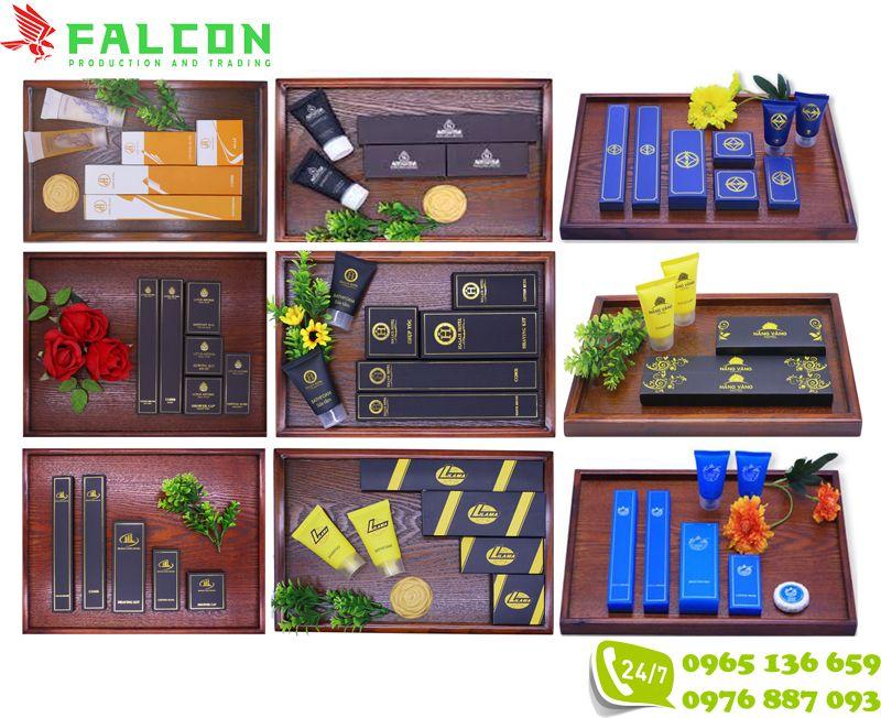 Công ty cung cấp đồ amenities khách sạn Falcon