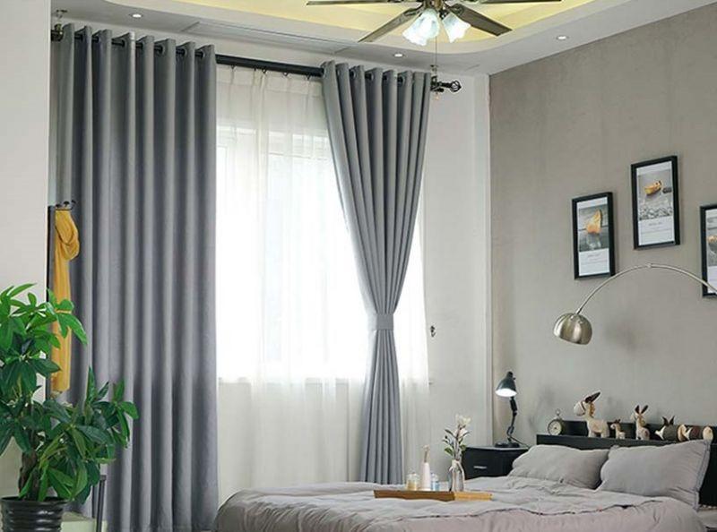 Rèm cửa phải có sự phù hợp với thiết kế nội thất phòng