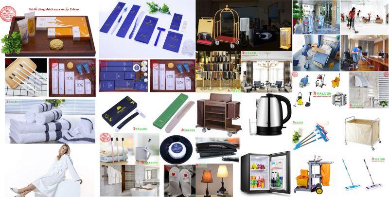 công ty cung cấp các sản phẩm đồ dùng khách sạn, amenities khách sạn