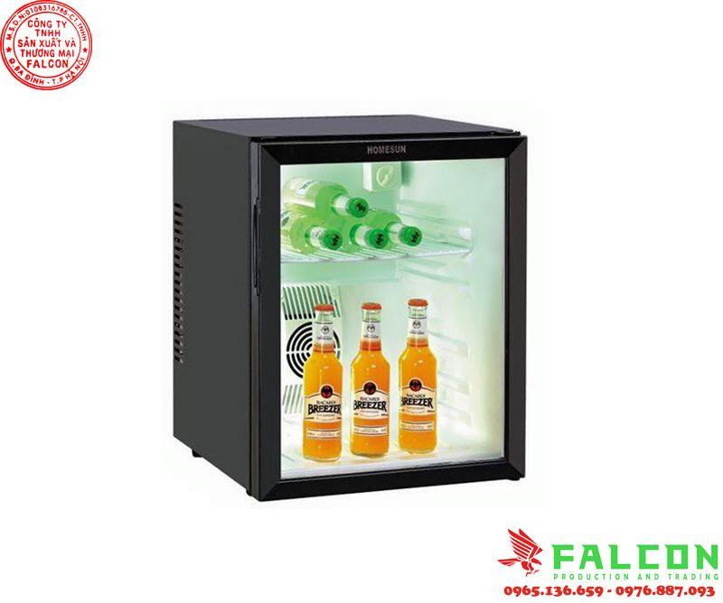 Tủ lạnh minibar trong khách sạn