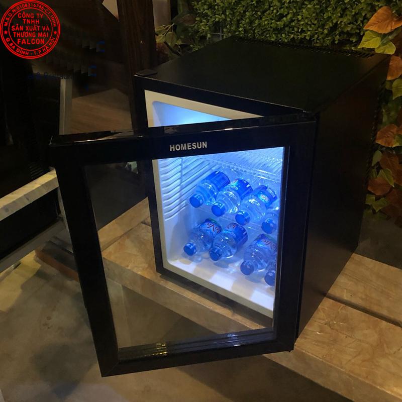 Tủ lạnh mini khách sạn homesun