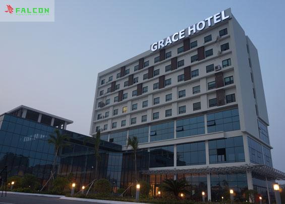 Khách sạn Grace Yên Bái ở địa chỉ nào