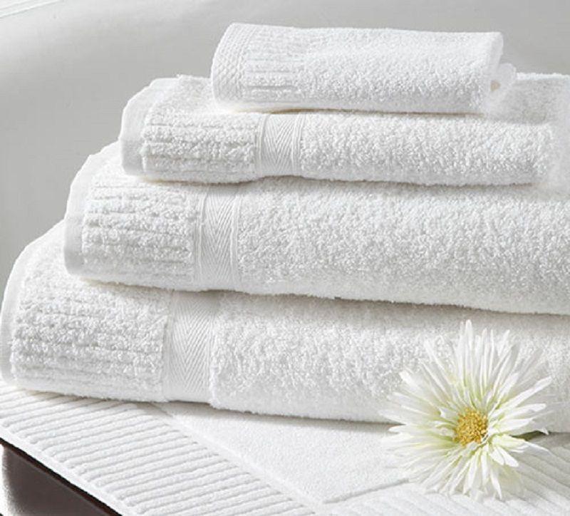 Ưu tiên chọn khăn dệt xoắn với độ bền cao và khả năng thấm nước tốt