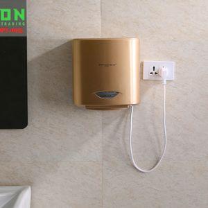 Máy sấy tay tự động nhập khẩu chính hãng cho khách sạn