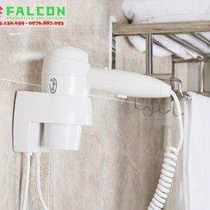 Máy sấy tóc treo tường cho phòng tắm khách sạn