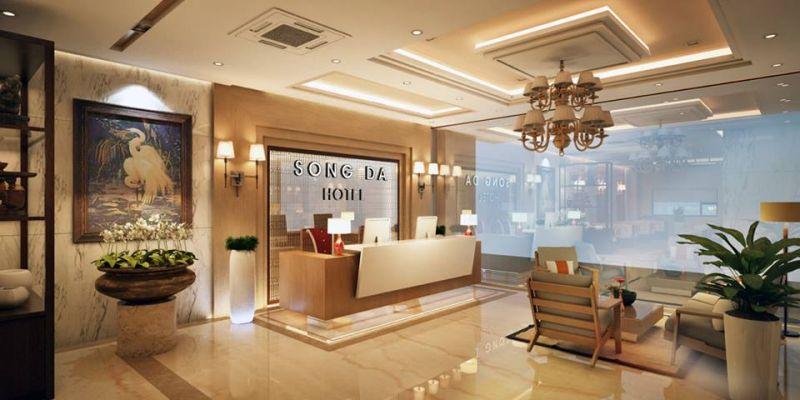 Trang bị tại quầy lễ tân khách sạn cần đảm bảo chất lượng tốt nhất