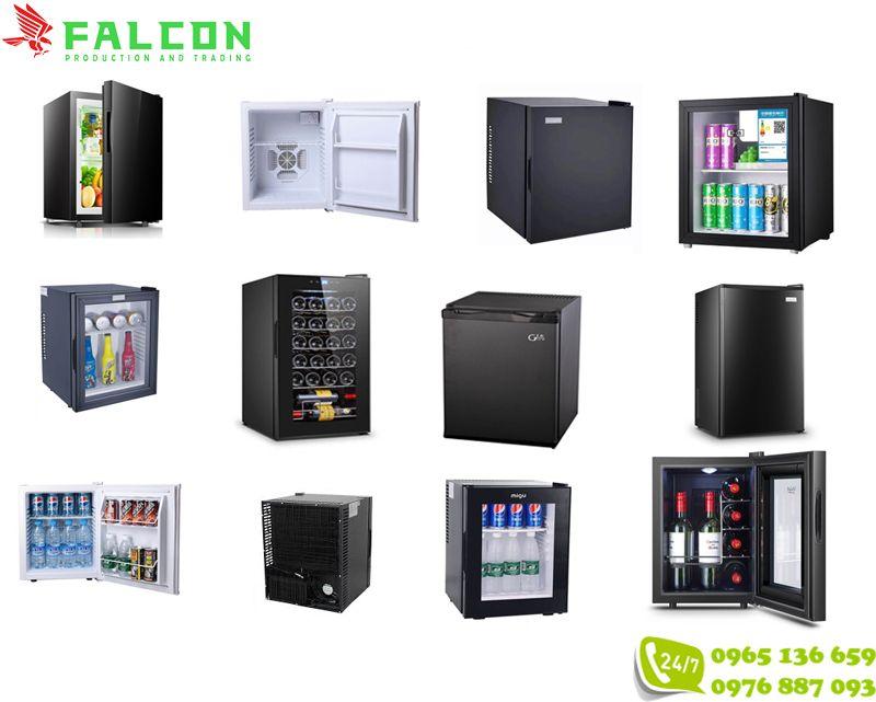 Các mẫu tủ mát khách sạn cao cấp được Falcon cung cấp